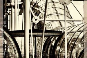 Forma e Materia 7 Parigi Beaubourg