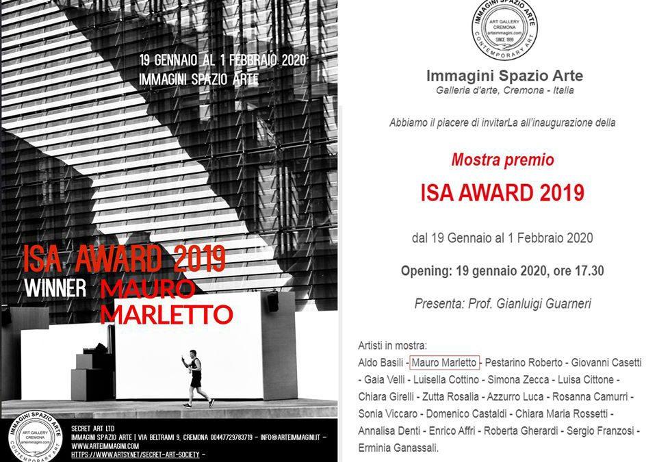 ISA AWARD INTERNATIONAL CONTEMPORARY ART PRIZE